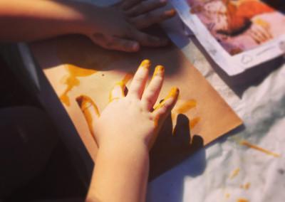 Laboratori didattici per bambini a Battito Buttero