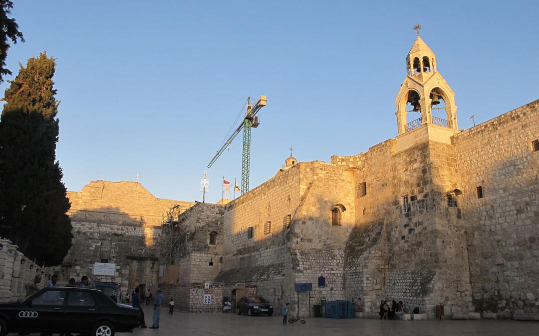 Il Restauro della Basilica della Natività di Betlemme