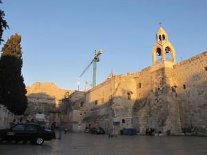 La Basilica della Natività di Betlemme