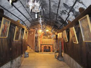 La grotta della Natività
