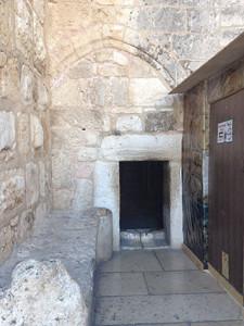 La porta dell'Umiltà