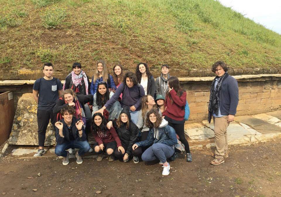 Progetto Alternanza Scuola-Lavoro a Grosseto con gli studenti del Liceo Classico Carducci-Ricasoli