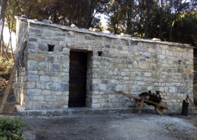 Una casa dell'Anno Mille. Archeologia Sperimentale alla Rocca di San Silvestro (Campiglia Marittima – LI)