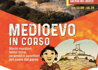 Medioevo in corso alla Rocca di San Silvestro